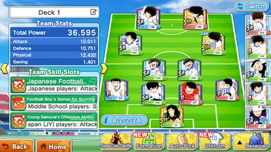 no-jailbreak] Captain Tsubasa: Dream Team v1 8 0 +12 Free Hacks
