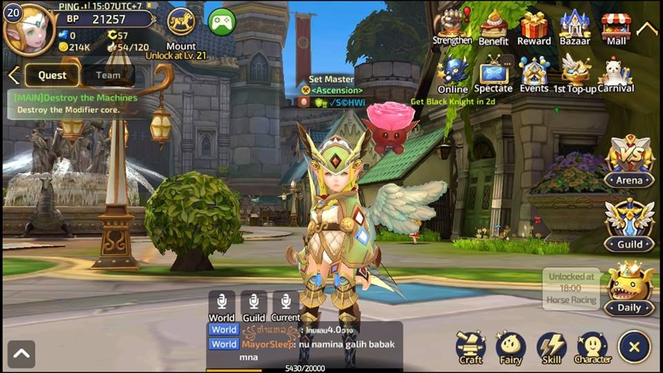 vip] Dragon Nest M By NETTIDE TECHNOLOGY CO , Limited v1 3 0 +1 hack